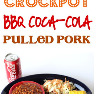 Crockpot BBQ Coca-Cola Pulled Pork Recipe!.