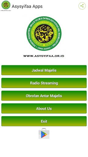 AsySyifaa Apps