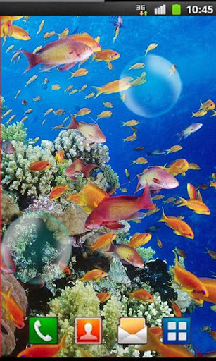 Oceanic Underwater Fishing LWP