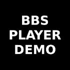 BBS Player Demo icon