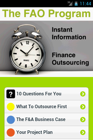 Finance Outsourcing