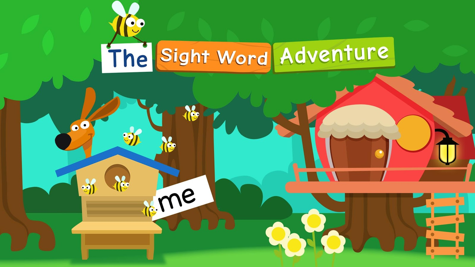 Sight Words reading & spelling- screenshot