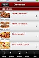 Screenshot of Pizza Dinapoli