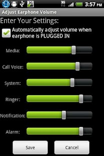 Volume Control Lite - screenshot thumbnail