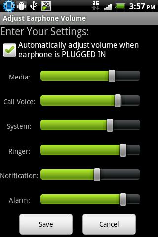 Volume Control Lite - screenshot