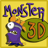 Flappy Monster 3D