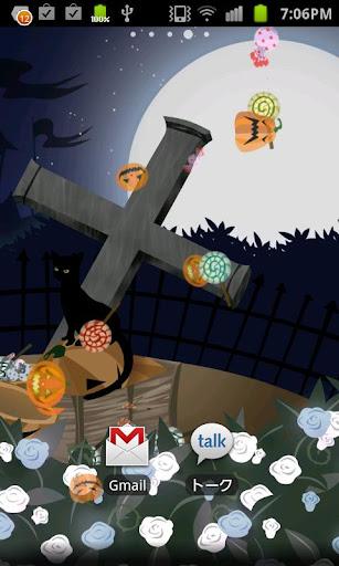 Halloween Live Wallpaper 1.6 Windows u7528 1