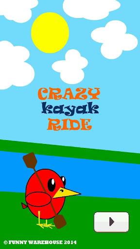 Crazy Kayak Ride