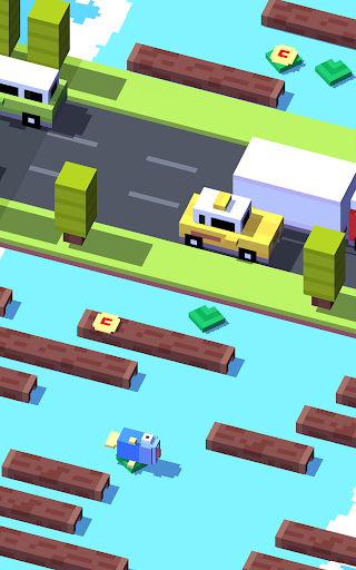 Crossy Road Mod Unlimited Money