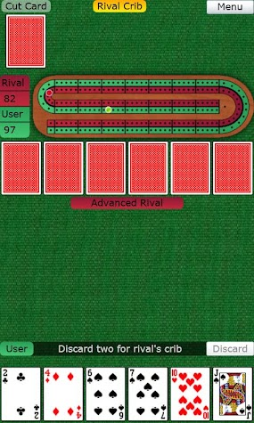 BTO Cribbage Screenshot