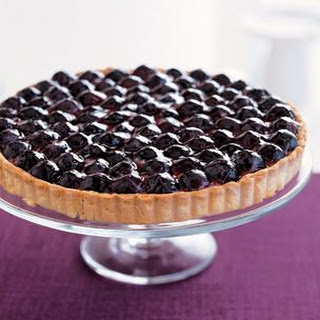 Purple Grape Tart