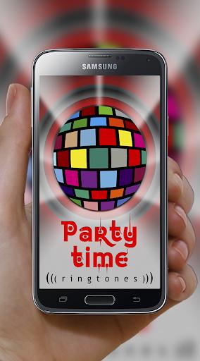 パーティーの時の音