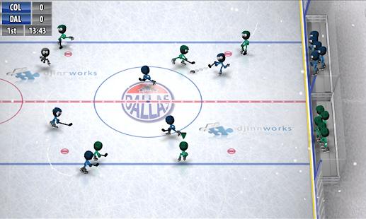 Stickman Ice Hockey 3