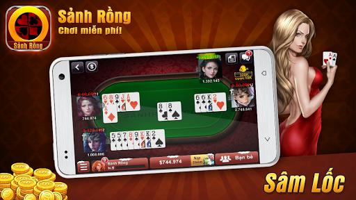 Sanh Rong - Game danh bai 2015  5