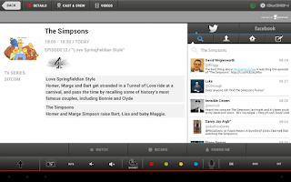 Screenshot of Gogen Smart Center