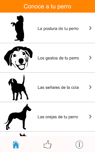 Conoce a tu perro
