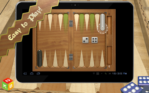 Backgammon Masters Free - screenshot thumbnail