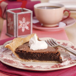Chocolate Chess Pie Without Evaporated Milk Recipes.