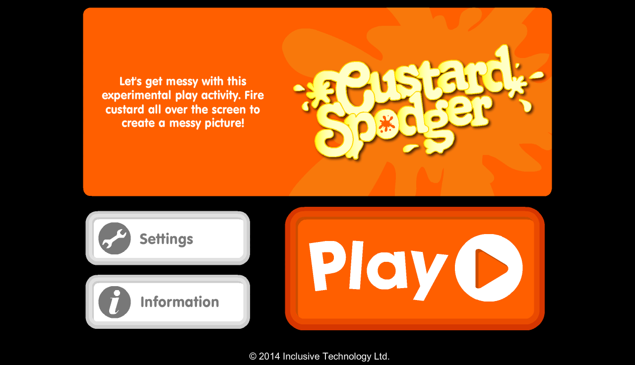 Custard Splodger- screenshot