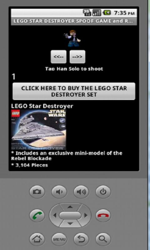 LEGO STARWARS DESTROYER REVIEW - screenshot
