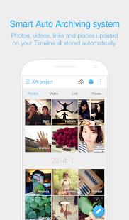 SolGroup - Organize groups - screenshot thumbnail