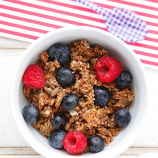 Nut-Free Granola from Against All Grain.