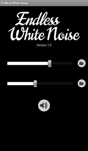 Endless White Noise