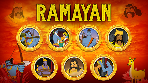 Valmiki Ramayana For Kids