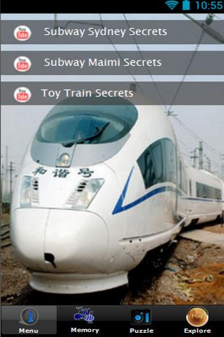 Games Subway Surf - screenshot