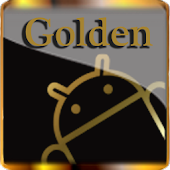 Golden Glass Icon Pack HD