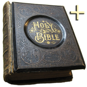 聖經 - 多語言 多版本的聖經 書籍 App LOGO-APP試玩