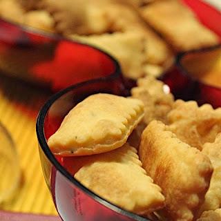 Cream Cheese Crackers.