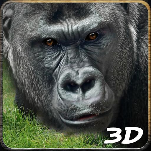 Angry Gorilla Attack Simulator