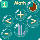 First Grade Math icon