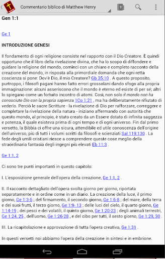 Matthew Henry's Commentary - Android Apps on Google Play