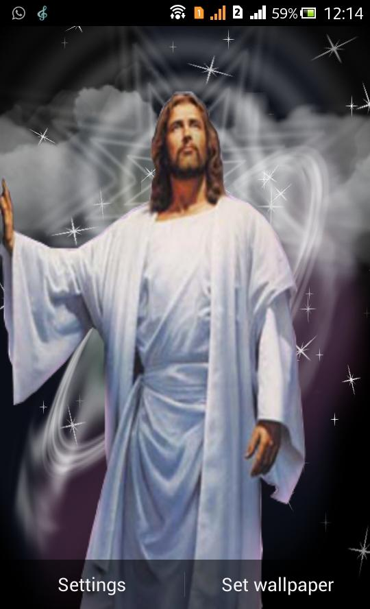 jesus wallpaper android - photo #18
