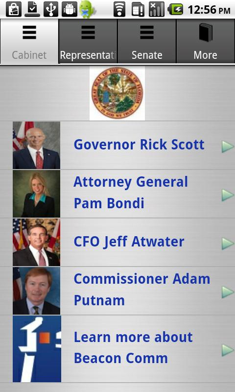 FL Capitol Connection - screenshot