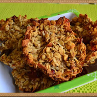 Fruit and Oatmeal Cookies.
