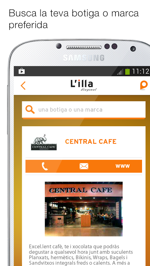 L'illa Diagonal Barcelona - screenshot