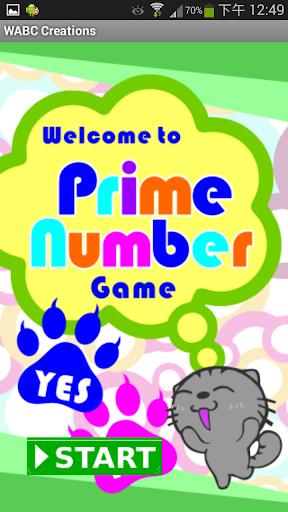 Prime Number Game