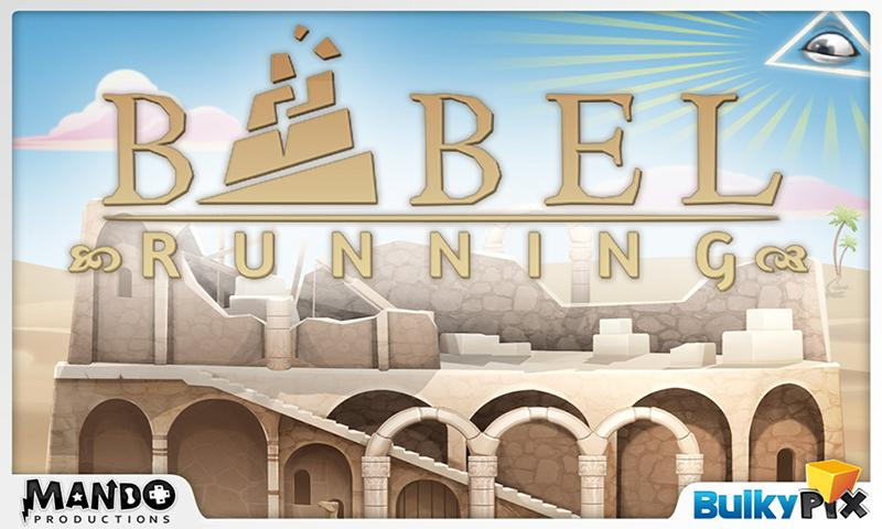 Babel Running - screenshot