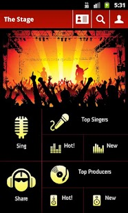 The Stage Singing Studio Pro- screenshot thumbnail