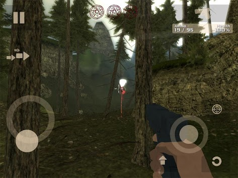 Priest Hunting apk screenshot