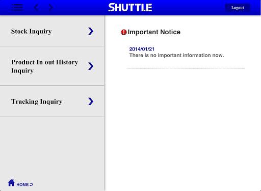 SHUTTLE 1.0.3 Windows u7528 2