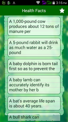 Facts Book: Animals