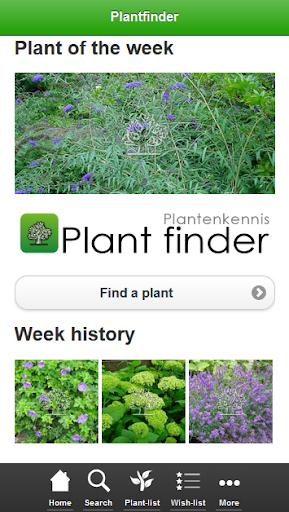 Plant Finder lite
