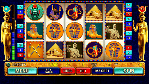 Gold Of RA - Slot Machine