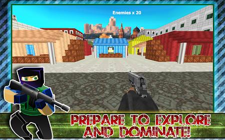 Cube Strike War Encounters C6 screenshot 54322