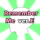 [Free]Remember Me ver.E(Brain)