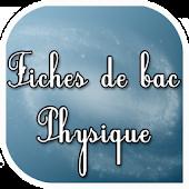 Fiches de Bac (physique)-FREE